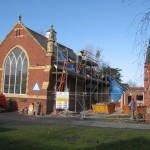 St Luke's Building Work 2006 external view