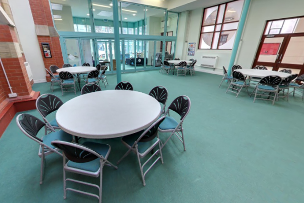 St Luke's Methodist Church Community Room