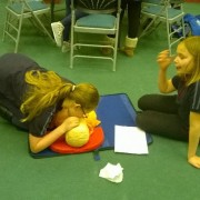 Girl Guide First Aid Day 2