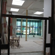 St Luke's Building Work 2006 Community Room