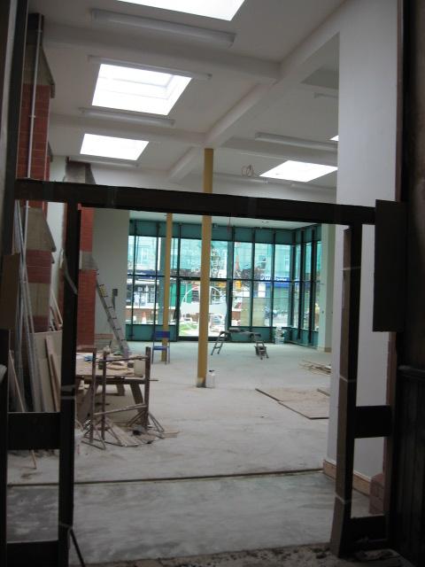 New Community Room at St Luke's 2006