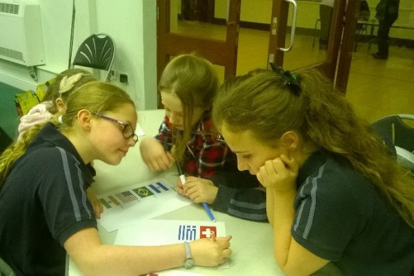 St Lukes Girl Guides Thinking Day 4