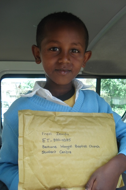 Freol is sponsored by the children attending transformus, our name for