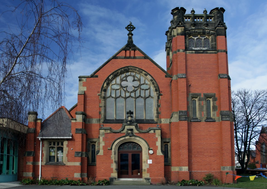 St. Luke's Methodist Church, Hoylake, Wirral