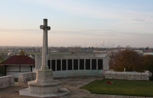 Greenwich Cemetery Heroes Corner